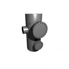 Грязевик вертикальный ГВ ТС-568