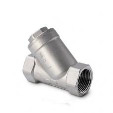 Фильтр сетчатый, нержавеющая сталь AISI 316 , муфтовый, PN 25