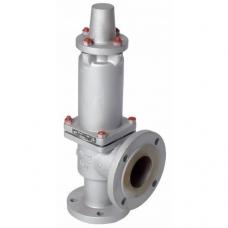 Клапан предохранительный СППК4 17с7нж, 17с13нж, пружинный, стальной, фланцевый, PN 16
