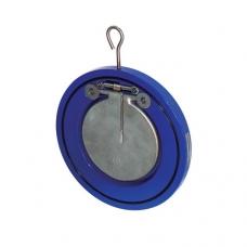 Клапан обратный стальной одностворчатый межфланцевый, PN 16