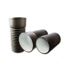 Трубы ПП гофрированные для наружной канализации