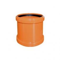 Муфта ПВХ для наружной канализации