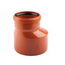 Редукция ПВХ для наружной канализации