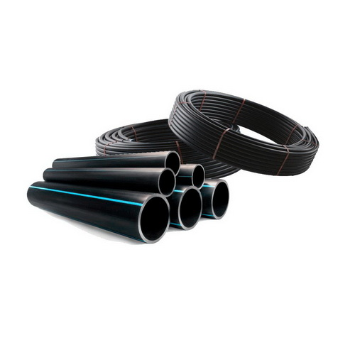 Труба ПЭ100 полиэтиленовая для водоснабжения