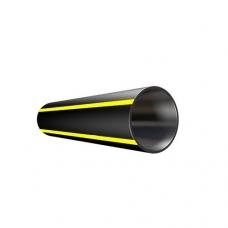 Труба ПЭ100 полиэтиленовая для газопровода