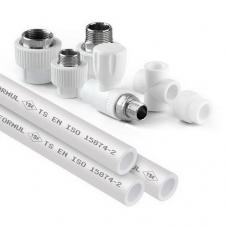Трубы ПП для водоснабжения и отопления